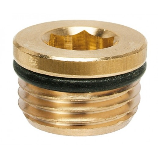 Цена фитинга D2612 M12x1.5 Фитинг заглушка D2612 M12x1.5