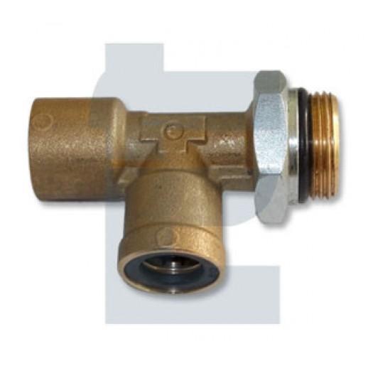 Цена фитинга D6422 10-M16x1.5 Фитинг тройник D6422 10-M16x1.5